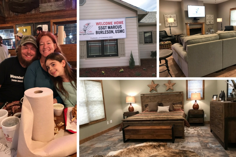 SSGT Marcus Burleson Smart Home